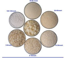 dehydrated garlic granules 5-8/8-16/16-26/26-40/40-80mesh from factory with white color
