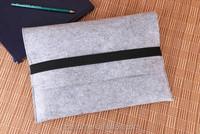 "High Quality Wool Felt Ultrabook Sleeve Bag For Macbook Air/Pro/Retina Laptop Inner Case bag 11""13""15"" Notebook Cover Case"