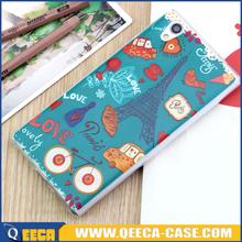 Fancy design PC back cover case for lenovo p70 back cover