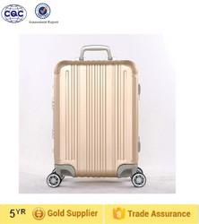Travel trolley lugggage,aluminum luggage, luggage sets.