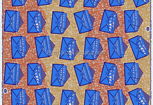 Veritable quality best-selling models from Africa java Batik fabric stock