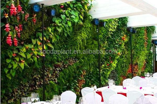 Hot Vente Faux Plantes Artificielle Mur Mur V G Tal Artificielle Creeper Pour Mur V G Tal Herbe