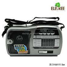 China oem manufacturer digital world receiver radio with usb port EL-225U auto scan radio