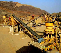 China Mineral man-made sand making line,miming in open coal mine with low cost
