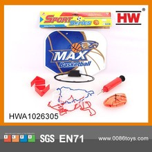 Hot Sale Sport Game For Kids Basketball Set With Pump
