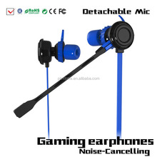 poplar cancelling noise reduction headphones gaming earphones Foldable comfortable earmuff detachable mic momory foam