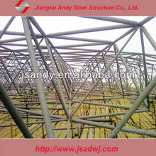 Grid structure in engineering construction
