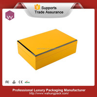 Luxury lacquer Chinese cheap box wood jewelry/ gift packaged box(WH-S-015)