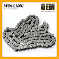 428H transmission chain for motorcycle, High quality 428H Motorcycle Chain Kits, 40Mn chain with OEM service