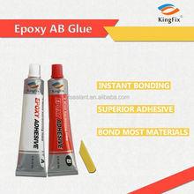 High bond strength epoxy glue for Plastic