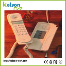 2014 New upgraded Hotel Telephone pulse/tone wired phone