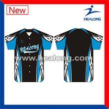 Healong Sublimated Summer Baseball Jersey Dress