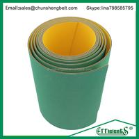 Low energy consumption high efficiency v belt rubber belt