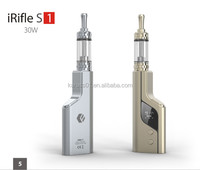 alibaba china best selling products electronic cigarettes iRifle s1 mechanical mod