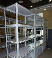 Z Beam Angle Rack For Warehouse storage
