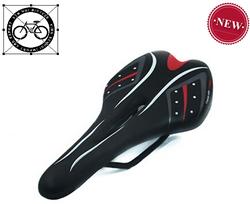 Fixed gear bike saddle leather fixed gear bicycle saddle 28*14cm
