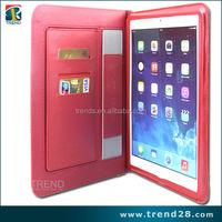 grade A quality PU flip leather case for Ipad mini