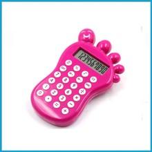Kids gift, Fancy Foot Shape Calculator for Promotion