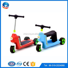 New product on china market cheap kids scooter for kids/child scooter in bangladesh, kids three-wheeled scooter price