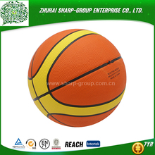 high quality Customized color cheap mini basketballs