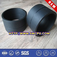 "6"" Diameter plastic pipe sleeve"