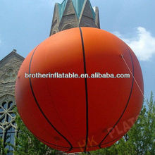Large Helium Balloon Advertising Basketball