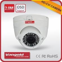 "1/2.8"" Sony CMOS, 2.0M Pixel hdcvi camera High Definition Composite Video Interface"