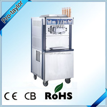 hot sale soft ice cream machine for commercial use (ICM-T836)