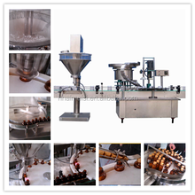 SUS Filling and Capping Machine with Bottle Can Barrel for Power 0086 371 65866393