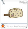YiWu quilted toiletry bag for shopping and promotion