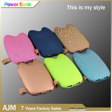 6 manufacturer Big promotion!!! power bank thin micro usb Fast charging