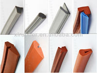 extrusion silicone rubber seal strip for window