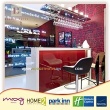Relaxing new design hotel mini bar furniture