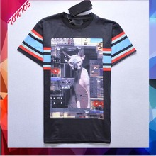 stylish new style men wholesale funny t-shirts cheap