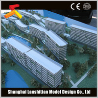 standard material architectural designs for apartments
