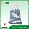 Novel Product Exceptional Quality The Most Worthy Custom Tag 600D Nylon Mesh Laundry Bag