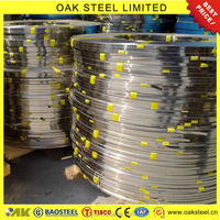 201/304/410/430 stainless steel coil ss strip prices