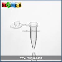 Graduated 0.5ml plastic micro centrifuge tube