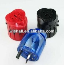 Promotional gift for friends universal cheaper travel plug adapter