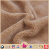 Wholesale cheap custom high quality polyester stretch flannel fabric