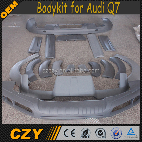 Auto Bodykits ПУ Q7 Q7 Обвес Обвес для Audi Q7 08-09