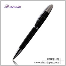 Promotional feature metal gift ballpoint pen