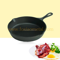 Cast Iron Fry Pan Skillet Kitchen Cookware