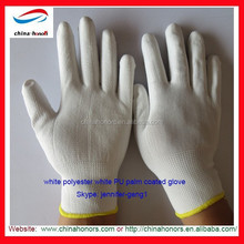 nylon liner pu coated safety glove/Personal Protective Equipment