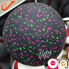 Rubber Street ball size 5,tyre football soccer ball