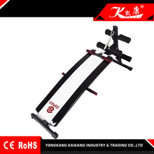 2015 popular foldable bench exercise equipment