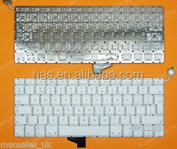 New Replacement teclado for Apple Macbook A1342 keyboard