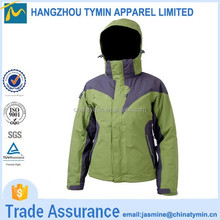 New arrival trekking wholesale woman sportswear windstop waterproof jackets