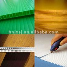 corrugated plastic sheet,corflute pp corrugated sheet,correx board