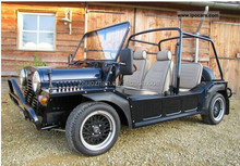 Electric Mini Moke car 4 seats EEC